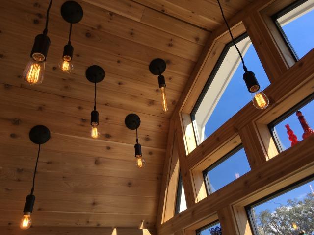 Tiny Home - Lights